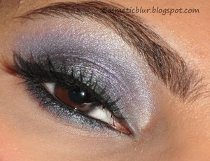 silver lining close up