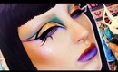 Katy Perry - Dark Horse inspired make-up tutorial / Egyptian inspired makeup look