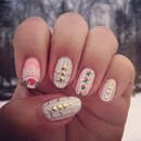Tea Party Nails