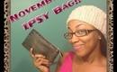 My Glam/Ipsy Bag - November 2012