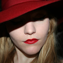 Me and my red lips