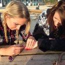 Nails at the beach 💅☀️