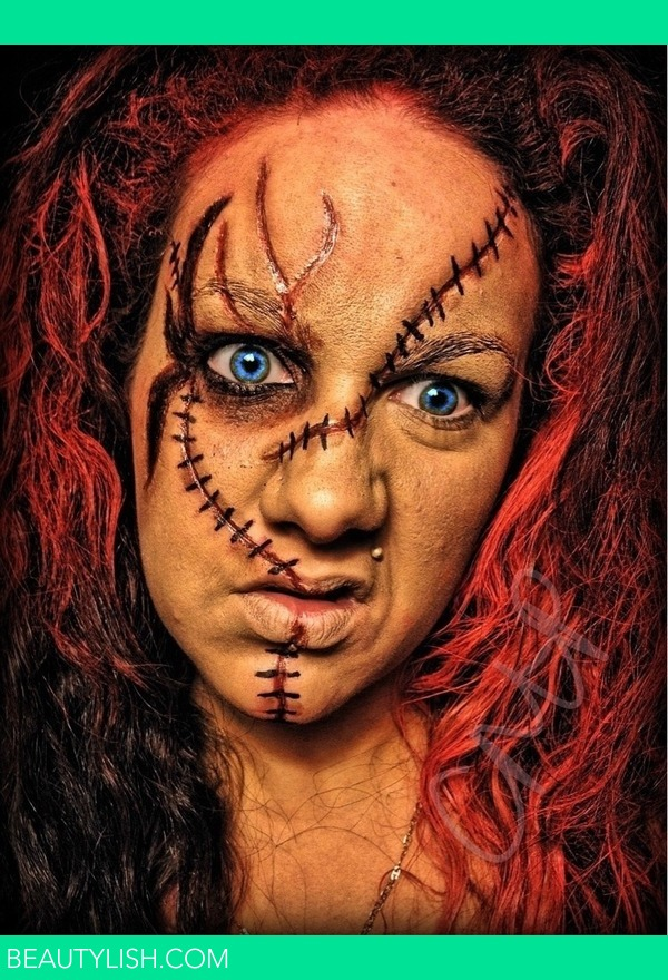 Special Effects Makeup: Special Effects Makeup Ideas