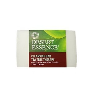 Desert Essence Cleansing Bar Tea Tree Therapy