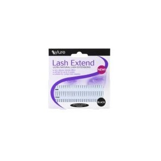 Eylure False Eyelashes Extend Black