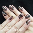 Featuring Incoco Nail Polish Strips: Total Bombshell