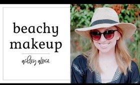 Get Ready with Me | Beachy Makeup 💖🏝