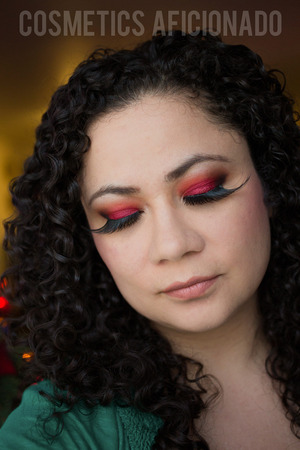 http://www.cosmeticsaficionado.com/nude-lip-red-smoky-eye-friday-look-linkup/