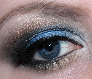Ravenclaw Inspired Eyes