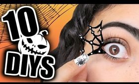 10 Halloween DIY Ideas You've NEVER Thought of!