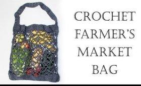 Easy Crochet Market Bag
