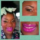 Girl's favorite color..... Pink !!