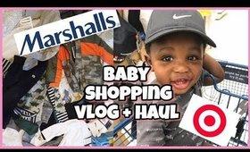 Taking My Baby Shopping Vlog + Haul.