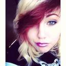 My lipstick though