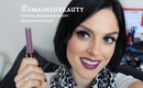 MUA Academy Luxe Velvet Lip Lacquer Makeup Review & Swatches (Lime Crime Velvetine Dupes)