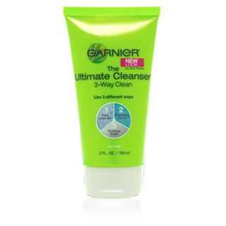 Garnier Resurfacing 3-Way Cleanser