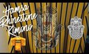 Hamsa Rhinestone Kimono | BellaGemaNails