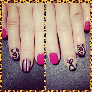 nails for my passion and my job. .. love what I do ?