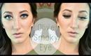 GRWM | Olive Smoky Eye | MAC Eyeshadows