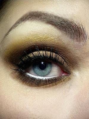http://missbeautyaddict.blogspot.com/2012/03/goldish-brown-make-up.html
