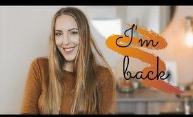 I'M BACK! 2020 | Ashley Durham