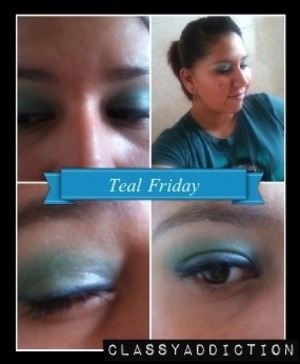 Teal Friday 7-22-11