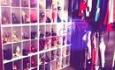 Fashion Friday: CLOSET TOUR