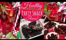Healthy Christmas Snack Ideas - Quick and Easy!