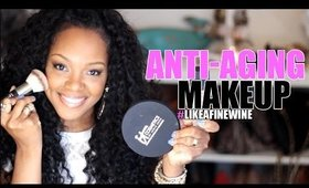 Natural Makeup for MATURE Skin!  IT Cosmetics 2015 Product Review