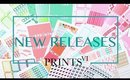 New Releases Friday! \\ PrintsVI