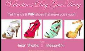 VALENTINE'S DAY GIVEAWAY -OPEN-