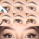 Pictorial | Gold cat eye