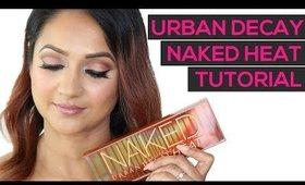 Urban Decay Naked Heat Makeup Tutorial