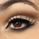 Kim Kardashian Vegas shoot makeup