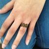 ring finger henna