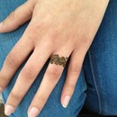 ring finger henna
