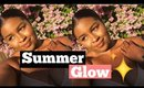 Summer Skincare Routine | The Perfect Summer Glow✨