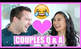 COUPLES Q&A! | Married Life , Moving, Romance + the Truth! (WWK)