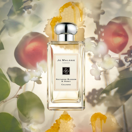 Alternate product image for Nectarine Blossom & Honey Cologne shown with the description.