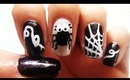 Halloween Nail Tutorial - Spider