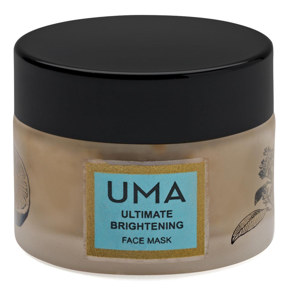 Uma Ultimate Brightening Face Mask product swatch.