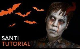 Santi | The Devil's Backbone | Cristress of the Dark | Makeup Tutorial