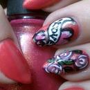 Tattoo nails