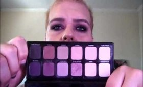 Laura Mercier Eye Art Artist's Palette Review & Tutorial
