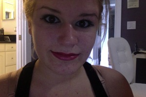 I did my friends make up 1st time :)