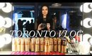 Toronto Vlog | Grammy Awards Viewing Party #MusicGlam