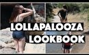 Lollapalooza Lookbook | MUSIC FESTIVAL | 2015