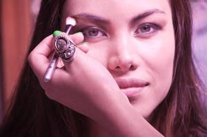 At work! PH: Caoshi Model: Nathalie Benavides MUA: Nadia Kosh