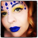 Mystique from X-Men inspired
