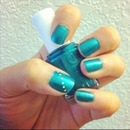 Beautiful Essie nail polish